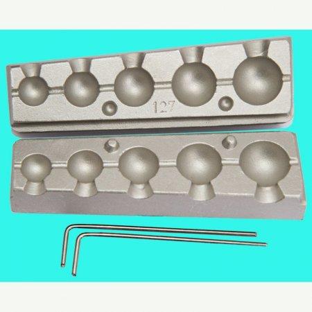 MATRITE PLUMBI PENTRU BILE MODEL F127 matrite plumbi pentru prastie