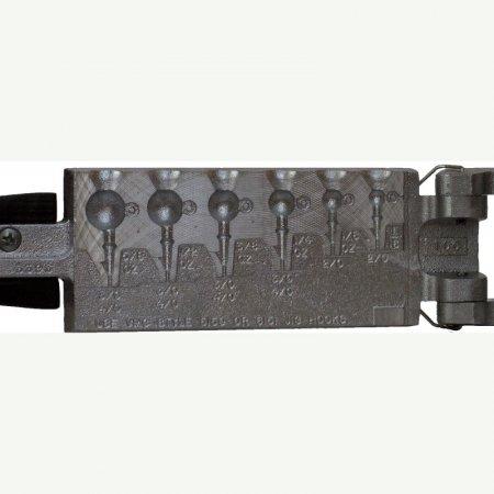 JIGURI MARCA DO-IT model 3393marimea cavitatilor 2-3,5-7-10-14-18 gr ACE 2/0-3/0-4/0