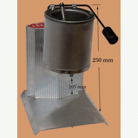 dispozitive pentru turnat si topit plumbi