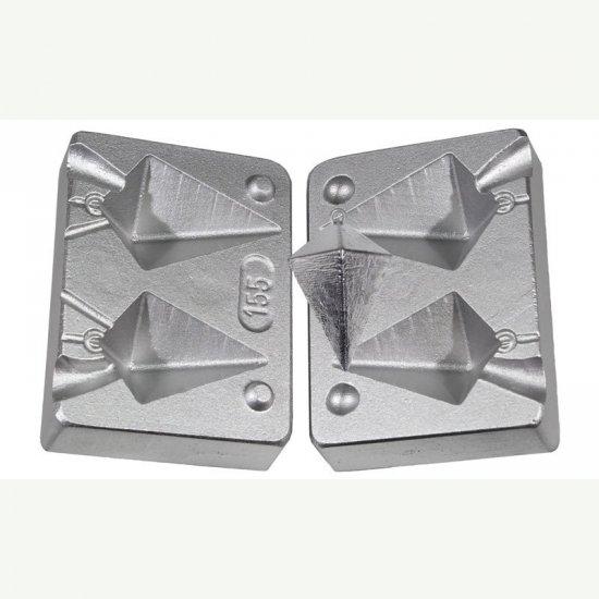F155-Pyramidenblei-80-110 matrite plumbi ficsi